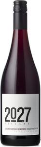 2027 Cellars Pinot Noir Queenston Road Vineyard 2013, VQA St. David's Bench Bottle