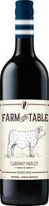 Farm To Table Cabernet Merlot 2012 Bottle