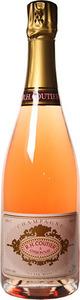Rh Coutier Champagne Brut Rosé Bottle