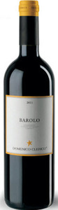 Domenico Clerico Barolo 2011 Bottle