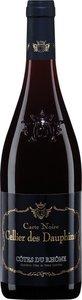 Cellier Des Dauphins Carte Noire 2014, Cotes Du Rhone Bottle