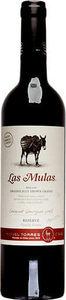 Las Mulas Cabernet Sauvignon Reserve 2014 Bottle