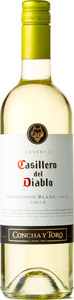 Casillero Del Diablo Reserva Sauvignon Blanc 2015 Bottle