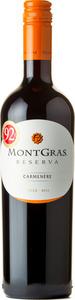 Montgras Carmenere Reserva 2014, Colchagua Valley Bottle