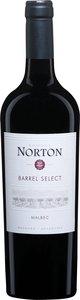 Norton Barrel Select Malbec 2014 Bottle