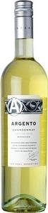 Argento Chardonnay 2015, Mendoza Bottle