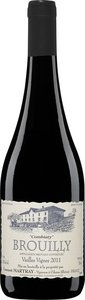 Domaine Laurent Martray Brouilly Vieilles Vignes 2014 Bottle