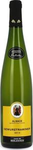 Cave De Beblenheim Réserve Gewurztraminer 2014 Bottle