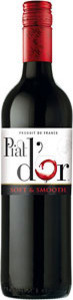 Piat D'or Merlot 2013, Vin De France Bottle