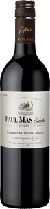 Domaine Paul Mas Estate Cabernet Sauvignon Merlot 2014, Pays D' Oc  Bottle
