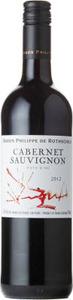 Philippe De Rothschild Cabernet Sauvignon 2014, Pays D' Oc Bottle