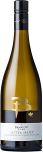 Brancott Estate Letter Series B Sauvignon Blanc 2015, Southern Valley Bottle