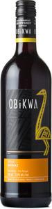 Obikwa Shiraz 2015 Bottle