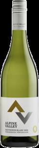 Alpine Valley Sauvignon Blanc 2015, Marlborough Bottle