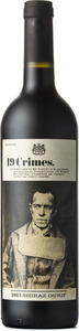 19 Crimes Shiraz Durif 2014 Bottle
