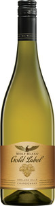 Wolf Blass Gold Label Chardonnay 2014, Adelaide Hills Bottle