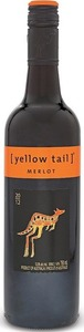 Yellow Tail Merlot 2015 Bottle