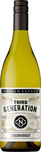 Nugan Estate Third Generation Chardonnay 2015, Southeastern Australia Bottle