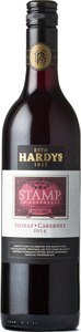 Hardys Stamp Of Australia Shiraz Cabernet 2015, South Eastern Australia Bottle