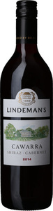 Lindemans Cawarra Shiraz/Cabernet 2014 Bottle