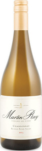 Martin Ray Chardonnay 2013, Russian River Valley, Sonoma County Bottle