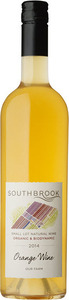 Southbrook Vineyards Small Lots Orange Wine 2014 Bottle