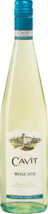 Cavit Collection Moscato 2015, Pavia Bottle