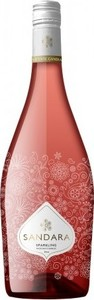 Sandara Frizzante Rose Bottle