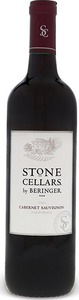 Beringer Stone Cellars Cabernet Sauvignon 2014 Bottle
