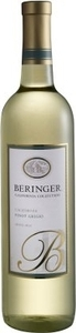 Beringer California Collection Pinot Grigio 2014 Bottle