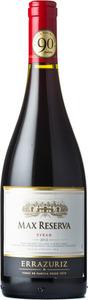 Errazuriz Max Reserva Syrah 2013 Bottle