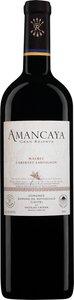 Amancaya Gran Reserva Malbec/Cabernet Sauvignon 2012, Mendoza, Domaines Barons De Rothschild (Lafite) And Nicolas Catena Bottle
