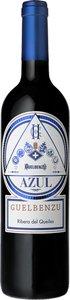 Bodegas Guelbenzu Azul 2012, Vinos De La Tierra Bottle