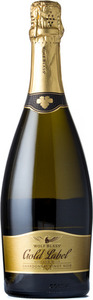 Wolf Blass Gold Label Pinot Noir/Chardonnay Sparkling Wine 2013, Adelaide Hills, South Australia Bottle