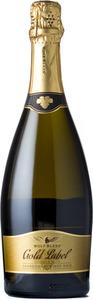 Wolf Blass Gold Label Pinot Noir/Chardonnay Sparkling Wine 2013, Adelaide Hills, South Australia Bottle