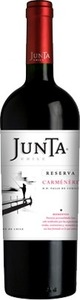 Junta Momentos Reserva Carmenère 2014, Do Curicó Valley Bottle