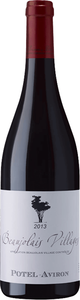 Potel   Aviron Beaujolais Villages 2013 Bottle