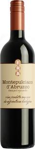 E R A Montepulciano D' Abruzzo 2014, Doc Bottle