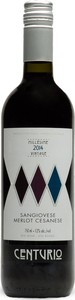 Centurio Sangiovese Merlot Cesanese 2014 Bottle