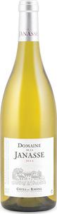 Domaine De La Janasse Côtes Du Rhône Blanc 2014, Ac Bottle