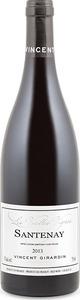 Vincent Girardin Vieilles Vignes Santenay 2013, Ac Bottle