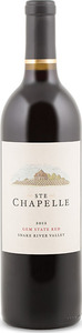 Ste. Chapelle Gem State Red 2012, Snake River Valley, Idaho Bottle