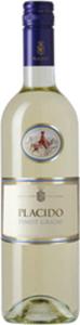Placido Pinot Grigio 2014, Igt Delle Venezie Bottle