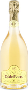 Ca' Del Bosco Cuvée Prestige Brut Franciacorta, Traditional Method, Docg, Lombardy, Italy Bottle