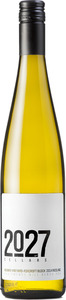 2027 Cellars Wismer Vineyard Fox Croft Block Riesling 2014, VQA Twenty Mile Bench Bottle