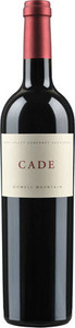 Cade Estate Howell Mountain Cabernet Sauvignon 2012, Napa Valley Bottle