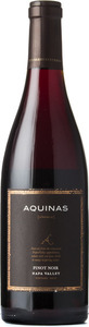 Aquinas Pinot Noir 2013, Napa Valley Bottle
