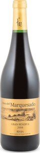 Finca Del Marquesado Gran Reserva 2008, Doca Rioja Bottle