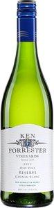 Ken Forrester Old Vine Reserve Chenin Blanc 2015 Bottle