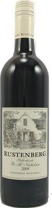 Rustenberg Rm Nicholson 2013, Wo Stellenbosch Bottle